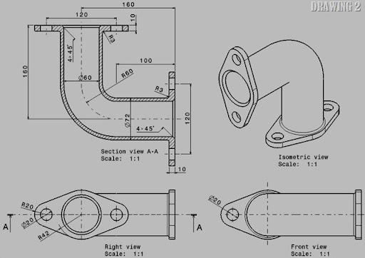 Product Design, Product development: AutoCAD Tutorial